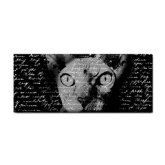 Sphynx Cat Cosmetic Storage Cases by Valentinaart