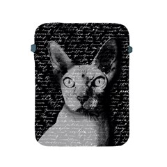 Sphynx cat Apple iPad 2/3/4 Protective Soft Cases