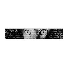 Sphynx Cat Flano Scarf (mini) by Valentinaart