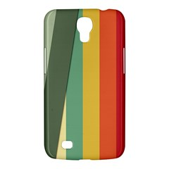 Texture Stripes Lines Color Bright Samsung Galaxy Mega 6 3  I9200 Hardshell Case by Simbadda