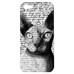 Sphynx Cat Apple Iphone 5 Hardshell Case by Valentinaart