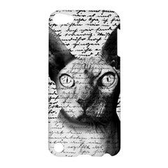 Sphynx Cat Apple Ipod Touch 5 Hardshell Case by Valentinaart