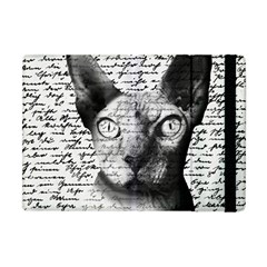 Sphynx Cat Apple Ipad Mini Flip Case by Valentinaart