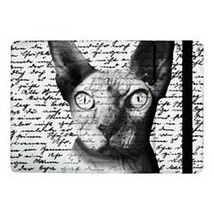 Sphynx Cat Samsung Galaxy Tab Pro 10 1  Flip Case by Valentinaart
