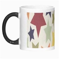 Star Colorful Surface Morph Mugs by Simbadda