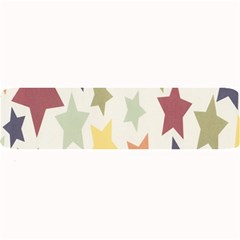 Star Colorful Surface Large Bar Mats by Simbadda