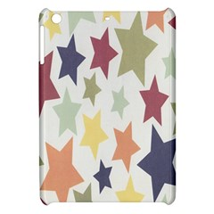 Star Colorful Surface Apple Ipad Mini Hardshell Case by Simbadda