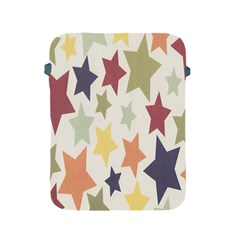 Star Colorful Surface Apple Ipad 2/3/4 Protective Soft Cases by Simbadda