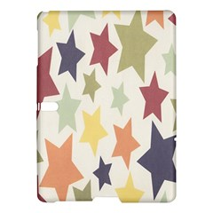 Star Colorful Surface Samsung Galaxy Tab S (10 5 ) Hardshell Case  by Simbadda