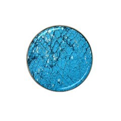 Surface Grunge Scratches Old Hat Clip Ball Marker by Simbadda