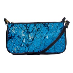 Surface Grunge Scratches Old Shoulder Clutch Bags by Simbadda