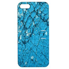 Surface Grunge Scratches Old Apple Iphone 5 Hardshell Case With Stand by Simbadda