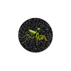 Mantis Golf Ball Marker (10 Pack) by Valentinaart