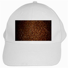 Texture Background Rust Surface Shape White Cap by Simbadda