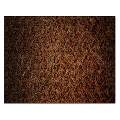 Texture Background Rust Surface Shape Rectangular Jigsaw Puzzl by Simbadda