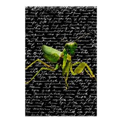 Mantis Shower Curtain 48  X 72  (small)  by Valentinaart