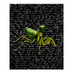 Mantis Shower Curtain 60  X 72  (medium)  by Valentinaart