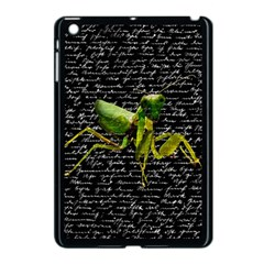 Mantis Apple Ipad Mini Case (black) by Valentinaart