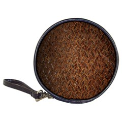 Texture Background Rust Surface Shape Classic 20 Cd Wallets by Simbadda