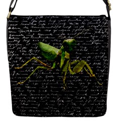 Mantis Flap Messenger Bag (s) by Valentinaart
