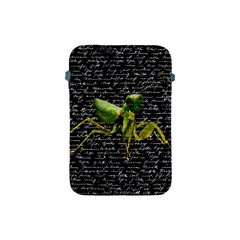 Mantis Apple Ipad Mini Protective Soft Cases by Valentinaart