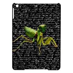 Mantis Ipad Air Hardshell Cases by Valentinaart