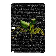 Mantis Samsung Galaxy Tab Pro 12 2 Hardshell Case by Valentinaart