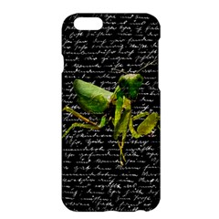 Mantis Apple Iphone 6 Plus/6s Plus Hardshell Case by Valentinaart