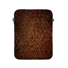 Texture Background Rust Surface Shape Apple Ipad 2/3/4 Protective Soft Cases by Simbadda