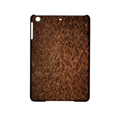 Texture Background Rust Surface Shape Ipad Mini 2 Hardshell Cases by Simbadda