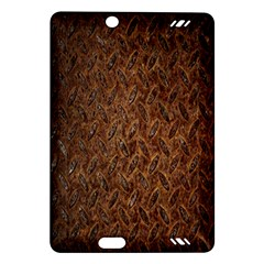 Texture Background Rust Surface Shape Amazon Kindle Fire Hd (2013) Hardshell Case by Simbadda