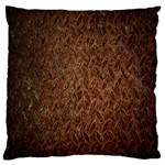 Texture Background Rust Surface Shape Standard Flano Cushion Case (One Side) Front