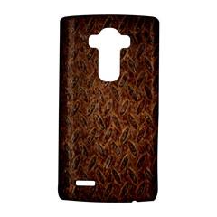 Texture Background Rust Surface Shape Lg G4 Hardshell Case by Simbadda