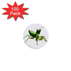 Mantis 1  Mini Buttons (100 Pack)  by Valentinaart