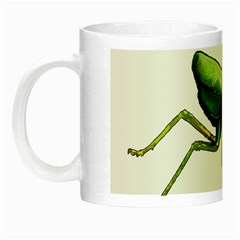 Mantis Night Luminous Mugs by Valentinaart