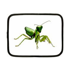 Mantis Netbook Case (small)  by Valentinaart