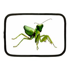 Mantis Netbook Case (medium)  by Valentinaart