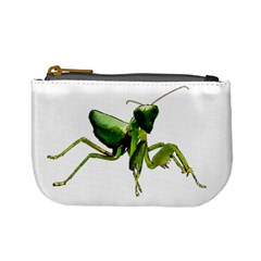 Mantis Mini Coin Purses by Valentinaart