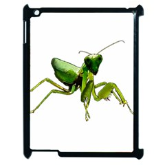 Mantis Apple Ipad 2 Case (black) by Valentinaart