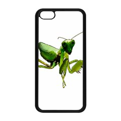 Mantis Apple Iphone 5c Seamless Case (black) by Valentinaart