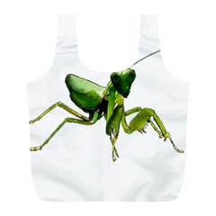 Mantis Full Print Recycle Bags (l)  by Valentinaart