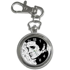 Elvis Key Chain Watches by Valentinaart