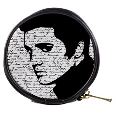 Elvis Mini Makeup Bags by Valentinaart