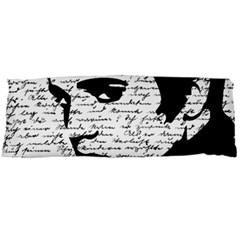 Elvis Body Pillow Case (dakimakura) by Valentinaart