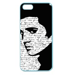 Elvis Apple Seamless Iphone 5 Case (color) by Valentinaart