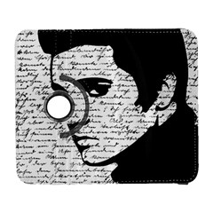 Elvis Galaxy S3 (flip/folio) by Valentinaart