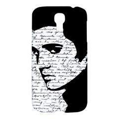 Elvis Samsung Galaxy S4 I9500/i9505 Hardshell Case by Valentinaart