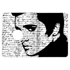 Elvis Kindle Fire Hdx Flip 360 Case by Valentinaart