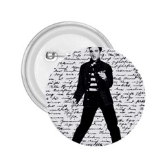 Elvis 2 25  Buttons by Valentinaart