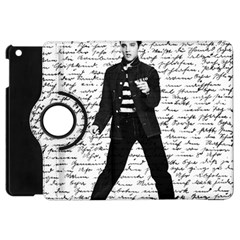 Elvis Apple Ipad Mini Flip 360 Case by Valentinaart